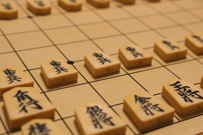 アイキャッチ用の将棋の盤面の画像です。