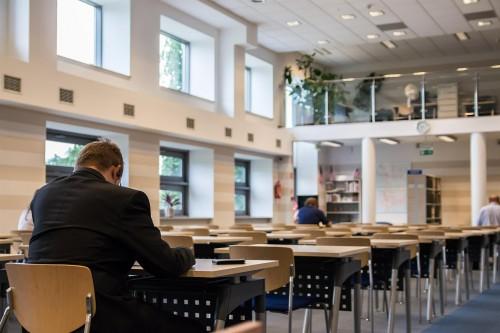 自主室・勉強室