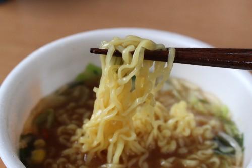 ホームラン軒 味噌 うまい 麺